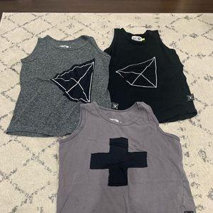 Nununu Tank Top Shirt Bundle